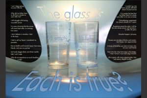 Glassishalffull